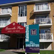 Rental info for Granville Place