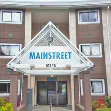 Rental info for Mainstreet Estates