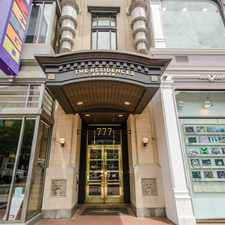 Rental info for 777 7th Street Northwest #813 in the Downtown-Penn Quarter-Chinatown area