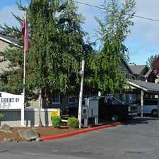 Rental info for Coventry Court Annex in the Tacoma area