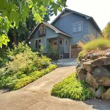 Rental info for 2525 East Helen Street in the Madison Valley area