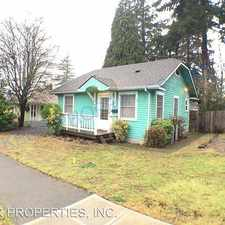 Rental info for 4304 NE 79th Ave. in the Roseway area