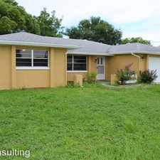 Rental info for 4413 Quintara St.