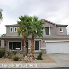 Rental info for 15013 W Desert Mirage Dr