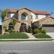 Rental info for 11214 N. Via Trevisio Way in the Fresno area