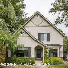 Rental info for 104 WILDER AVENUE in the Los Gatos area