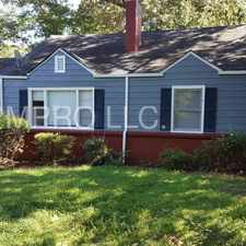 Rental info for Totally Renovated must see in-town bungalow in the Grove Park area