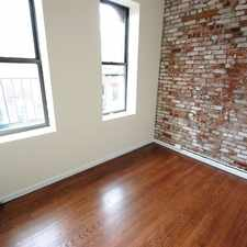 Rental info for ONE MONTH FREE RENT!! Penthouse Delicacy in the Middle of the LES in the Bowery area