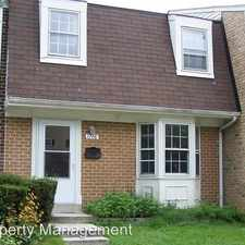 Rental info for 1706 Foxdale Court in the Crofton area
