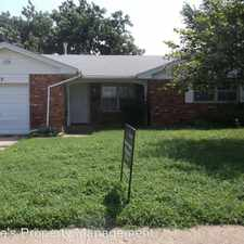Rental info for 3812 Vick Circle in the Del City area