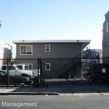 Rental info for 5549 Foothill Blvd. in the Oakland area