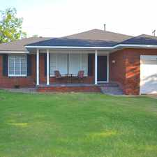 Rental info for Remodeled 3 BR, 1 BA House in The Village in the Oklahoma City area