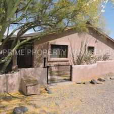 Rental info for 37255 n ootam road # 8, cave creek az
