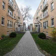 Rental info for 5957-73 W Madison St