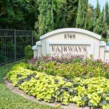 Rental info for Fairways at Prestonwood in the Prestonwood area