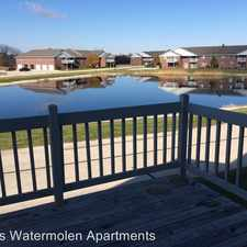Rental info for 1617 RIVERBEND TERRACE - 3 in the Green Bay area