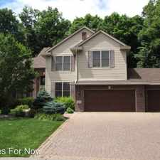Rental info for 7469 Kimberly Ct in the Maple Grove area