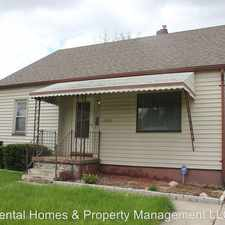 Rental info for 3232 Miller Road in the Flint area