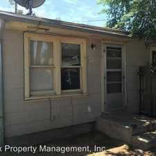 Rental info for 2601 40th Street in the Lubbock area
