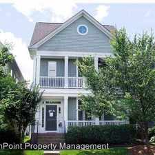 Rental info for 10126 Tolleson Avenue in the Providence Crossing area