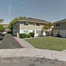 Rental info for 3228 Fairview Court in the Sacramento area