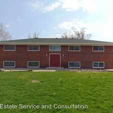 Rental info for 507 White City BLVD Apt C in the Springfield area
