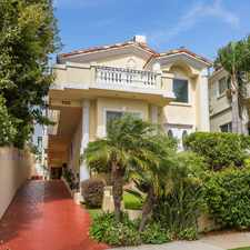 Rental info for Ocean View Updated Townhouse in South Redondo Beach