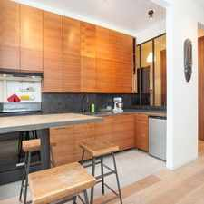 Rental info for 2D - CLINTON RENOVATED ONE BED
