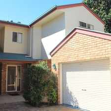 Rental info for A STEP ABOVE THE REST! in the Brisbane area