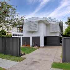 Rental info for BEAUTIFUL 4 BEDROOM FAMILY HOME WITH A SELF CONTAINED UNIT DOWNSTAIRS in the Gold Coast area