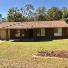 Rental info for NESTLED IN QUIET STREET in the Brisbane area