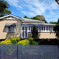 Rental info for Lovely Character Home In Newtown in the Newtown area
