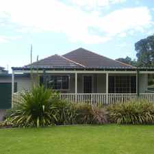 Rental info for Beautiful 5 bedroom house $650 in the Russell Vale area