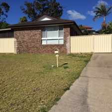 Rental info for Family Home in the Kingswood area