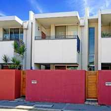 Rental info for BEAUTIFUL, MODERN TOWNHOUSE- DOUBLE GARAGE + 2 EN SUITES in the Adelaide area