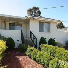 Rental info for Location, Lifestyle, Livability in the Dandenong area
