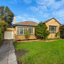 Rental info for Fantastic family home! in the Melbourne area