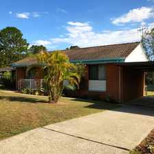 Rental info for This three bedroom, sturdy brick home, wont last long! in the Taree area