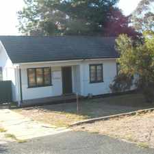 Rental info for CUTE COTTAGE