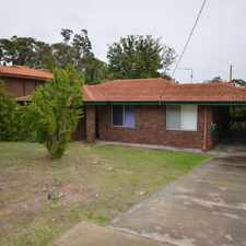 Rental info for GREAT LOCATION!!! in the Hamersley area