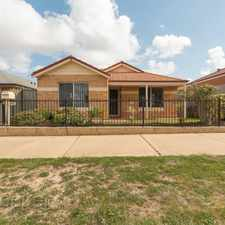 Rental info for GATED 4X2 PACKED WITH EXTRAS! in the Perth area