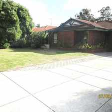Rental info for CLASSIC FAMILY HOME! in the Clarkson area