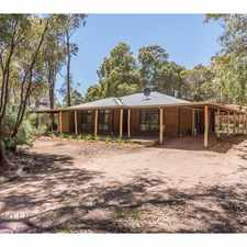 Rental info for TOP SPOT in the Perth area