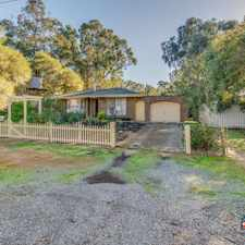 Rental info for RURAL LIFESTYLE in the Perth area