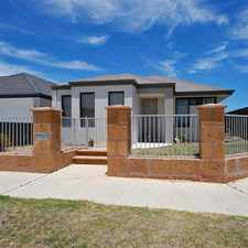 Rental info for FAMILY HOME IN BANKSIA GROVE 3X2 in the Carramar area