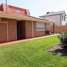 Rental info for RIVER PRECINCT LOCATION - WALK TO GOLF COURSE