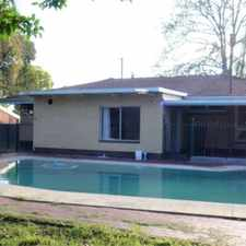 Rental info for Family Size Home With a Pool
