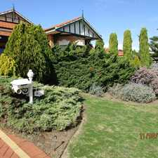 Rental info for EXECUTIVE RARE HOME IN GREAT SUBURB! in the Iluka area