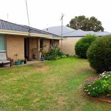 Rental info for CLOSE TO BEACH AND FREEWAY in the Perth area