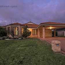 Rental info for LOCATIOUS AND SPACIOUS in the Perth area
